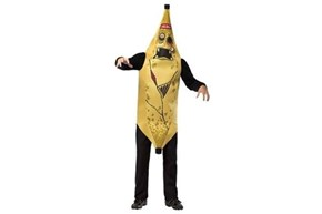 Zombie Banana Costume? Halloween Must be Coming.