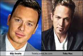 Ben Swann Totally Looks Like Toby Mac