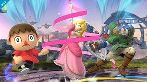 Peach Officially Confirmed for Super Smash Bros.
