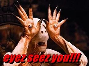 eyez seez you!!!