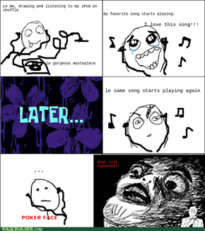 My Redundant iPod