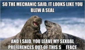 Time to Go to Anotter Mechanic