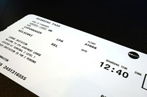 Flight 666 to HEL on Friday the 13th. What Can Go Wrong?