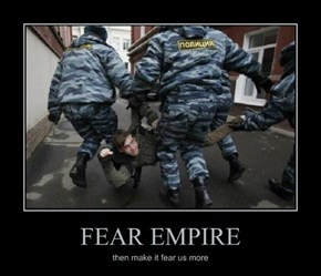 FEAR EMPIRE