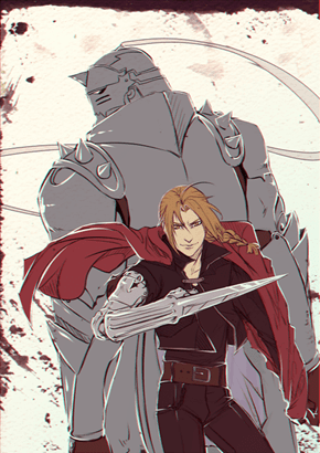 Don't Mess With the Elric Brothers