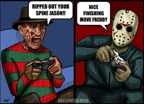 Freddy vs Jason 2