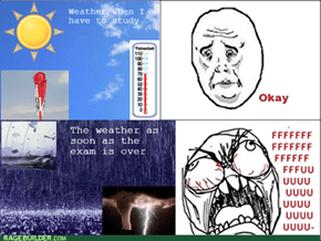 Weather Rage