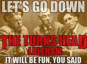 Laleham. For the fun