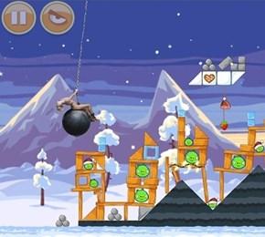 Angry Birds: Hannah Montana