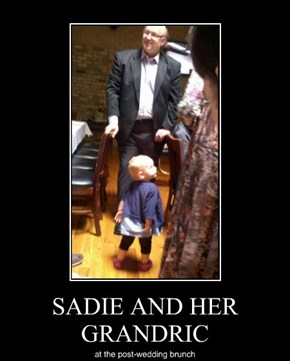 SADIE AND HER GRANDRIC