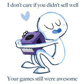 You Made Me a Cult Gamer, GameCube