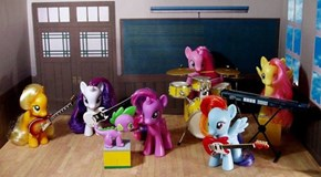 An All-Pony Revue