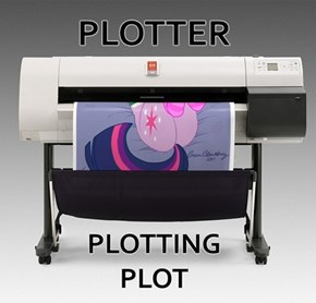 Yo Dawg, I Heard You Liked Plot
