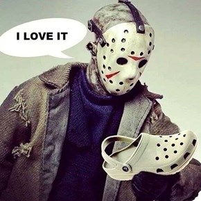 The Only Person That Should Openly Love Crocs