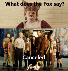 Browncoats Know The Language of The Fox
