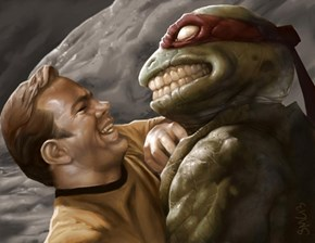 This Gorn Looks Way Cooler