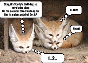 ...3!! HAPPY BIRTHDAY SCOTT HOYING~!