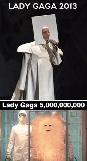 Lady Gaga Will Be the Last Human