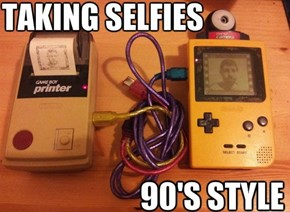 Hipster Selfie Takers