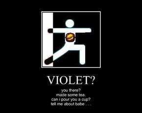 VIOLET?