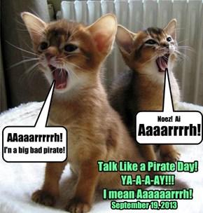 AAaaarrrrrh!