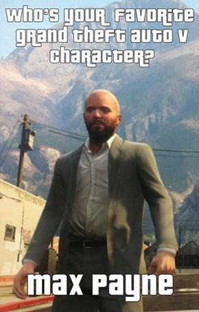 Max Payne V