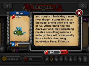 Meanwhile in Dragonvale