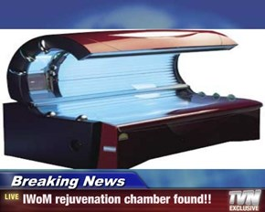 Breaking News - IWoM rejuvenation chamber found!!