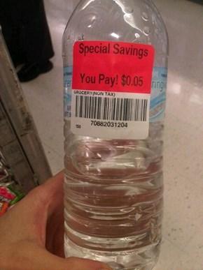 """""""Special"""" Savings"""
