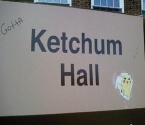 Favorite Building on Campus