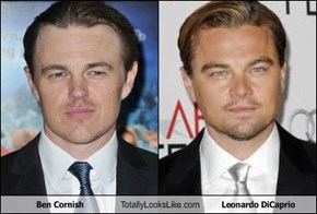Ben Cornish Totally Looks Like Leonardo DiCaprio