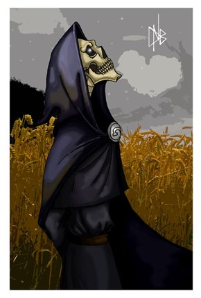 What Can the Harvest Hope for, If not for the Care of the Reaper Man?