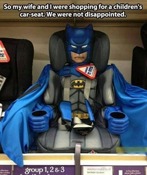 The Car Seat Your Child Deserves