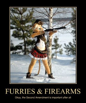 FURRIES & FIREARMS
