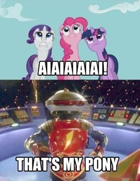 Make My Pony Grow!