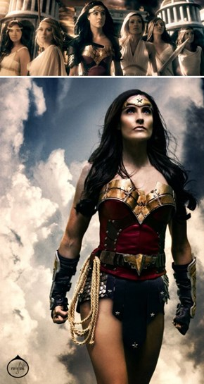Rainfall Films 'Wonder Woman' Fan Film Gets a Release Date