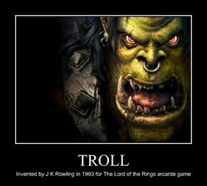 Trolling Origins