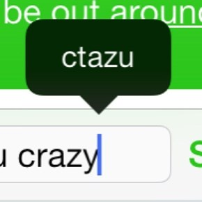 That's Not Even a Thing, Autocorrect