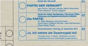 Election Day in Germany