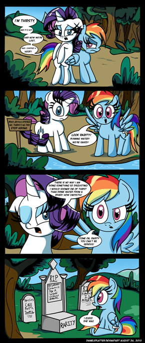 Rarity Has Standards