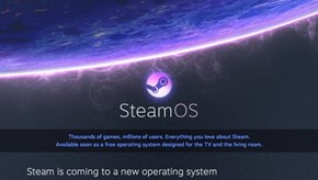 Steam OS is Coming!
