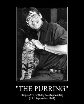 """THE PURRING"""
