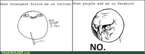 FB vsTwitter
