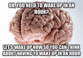 Thanks for Nothing, Brain