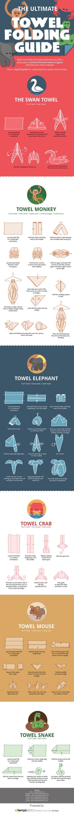 Impress Everyone! Follow This Ultimate Towel Folding Guide