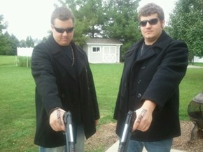 The Boondock Saints Cosplay