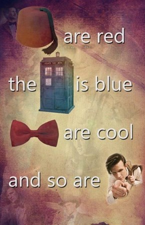 Share This With the Whovian Love of Your Life