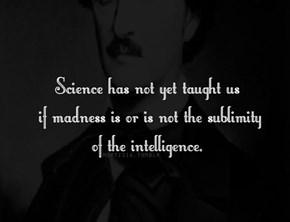 The Wisdom of Edgar Allen Poe