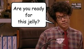 Are you ready for this jelly?