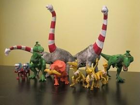 "Dr. Seuss's ""Jurassic Park"""